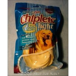 """Chiplets"" light, fit + fresh, 100g"