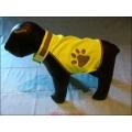Safety Dog Sicherheitsweste Gr. S