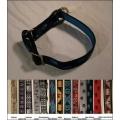 Halsband verstellbar ohne Zugstop,30/46 cm(Gr. 1)