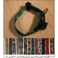 Halsband verstellbar mit Steckschloss, 30 / 46 cm (Gr. 1 )