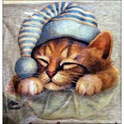 """T-Shirt mit Druck """"dont do Mornings"""", Gr. 152"""