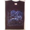 "T-Shirt mit Druck ""Fandango"", Gr. L"