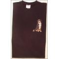 """T-Shirt mit Stick """"Berner Sennenhund"""", Gr. S"""