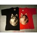 """T-Shirt mit Druck """"Husky"""", Gr. 140"""
