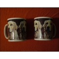 "Tasse ""Golden Retriver Trio"""