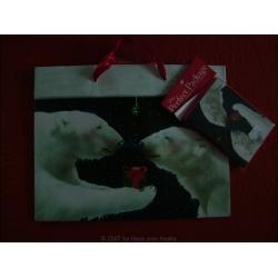 """Tragetasche """"Baring Gifts"""" inkl. Geschenkkarte und Seidenpapier"""